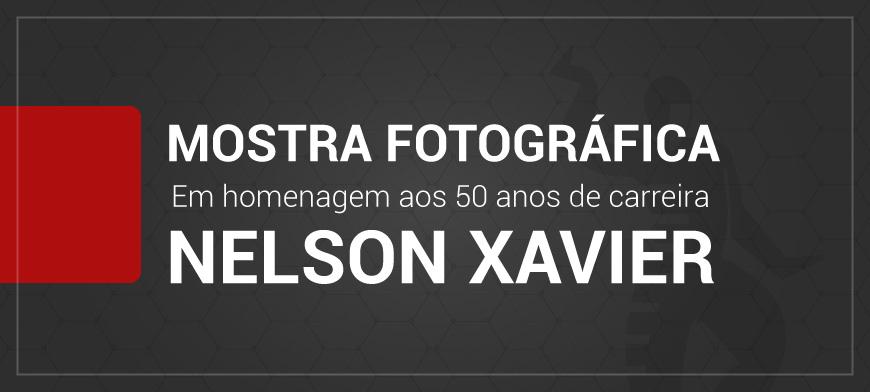 Mostra Nelson Xavier