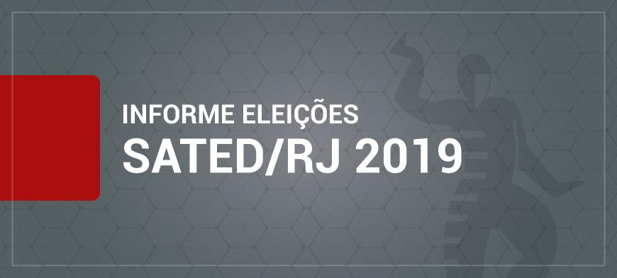 Informe Eleições 2019